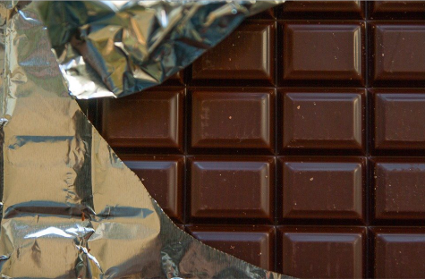 Dark chocolate disguises itself as an enjoyable treat.