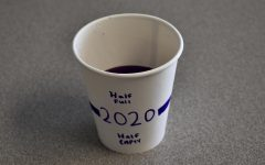 Even a year like 2020 can be looked at from an optimistic perspective, just like this cup.