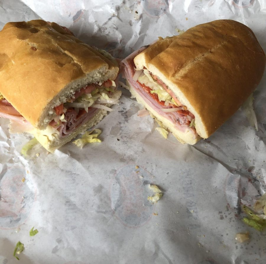 A perfectly made Jerseys Mike's Sub outshines its competitor, Jimmy John's.