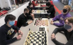 BSM's chess club competes for glory.