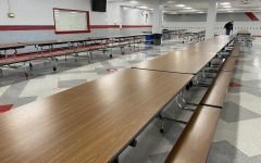 With students coming back to school, a proper cafeteria becomes necessary again.