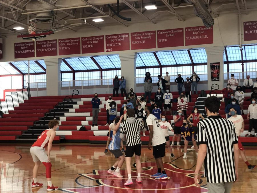 Students+win+tip-off+with+help+from+refs.