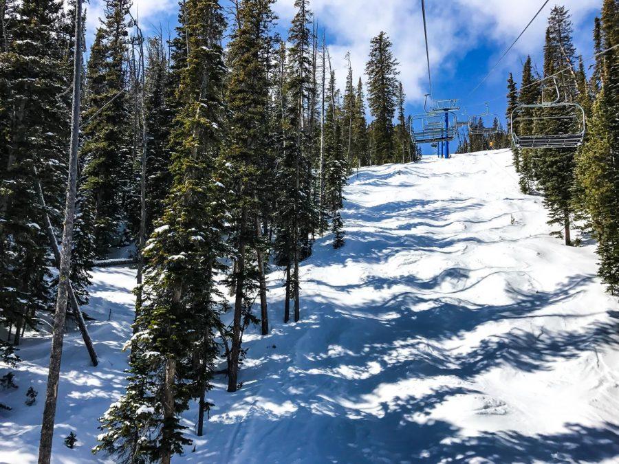 Beautiful Big Sky Montana awaits Spring Break skiers