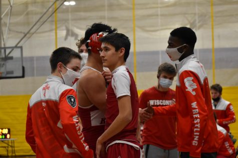 BSM Wrestling Team at Cretin-Derham Hall