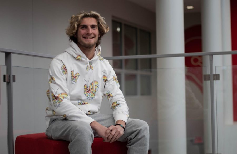 Maintaining a 4.0 GPA throughout high school is a challenge, but senior Hampton Weber tried to look at this daunting task through a different lens.