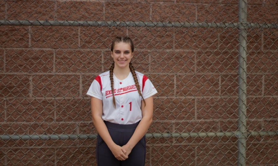 Senior Michelle Doering's work ethic was installed at a young age when her parents made sure she was achieving good grades.
