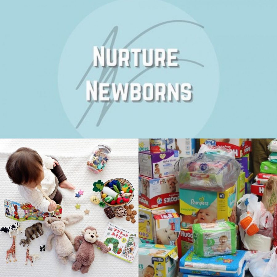 Nurture Newborns strives to assist expecting and young mothers through the early stages of parenthood.