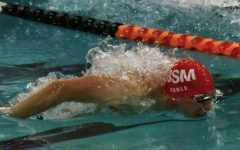 Senior Liam Noble was recently nominated for the Swimmer of the Year by the MN Swimming and Diving Coaches Association.