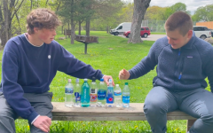 Which bottled water reigns supreme?