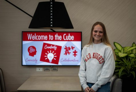 After leaving BSM, valedictorian Claire Hennen will be attending the University of Wisconsin-Madison and will be majoring in Biology.
