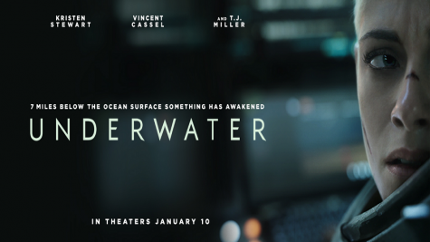 Underwater is one the newest thrillers of 2021.