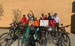 BSM's enthusiastic bike riders change up their mode of transportation for 'Ride Your Bike to School Day'.