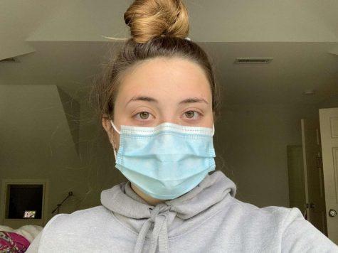 Junior Gemma Parish loves watching Grey's Anatomy in her free time.