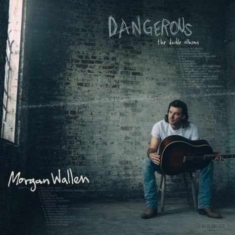 Morgan Wallen tops the charts with new album, Dangerous.