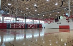 The BSM Haben center is where camps like Basketball will be held this summer.