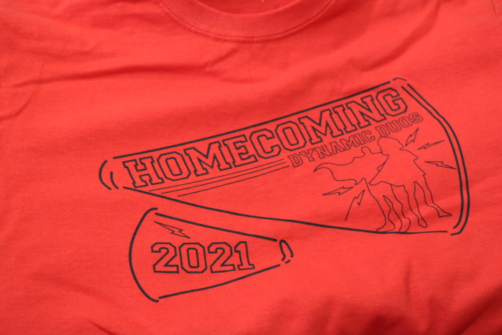 This year the homecoming theme is dynamic duos.