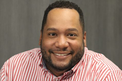 BSM welcomes new director of Equity, Inclusion, and Belonging, Mr. Dennis Draughn.