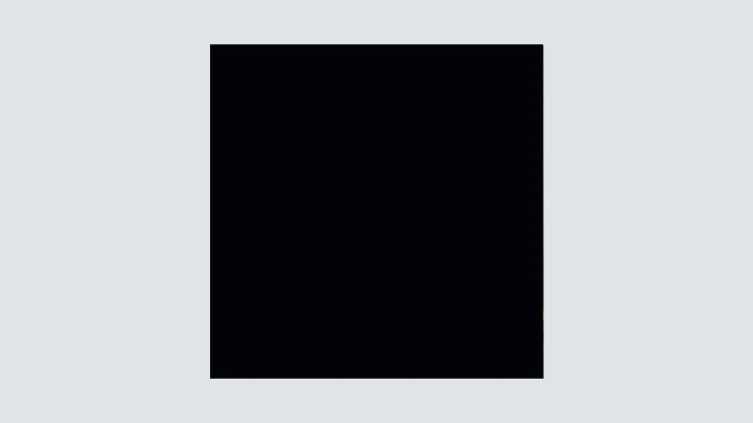The simple, yet iconic album cover of Kanyes new album, Donda.