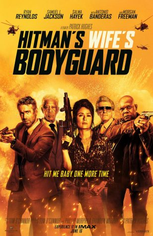 A new must-watch movie hits the theaters: Hitmans Wifes Bodyguard.