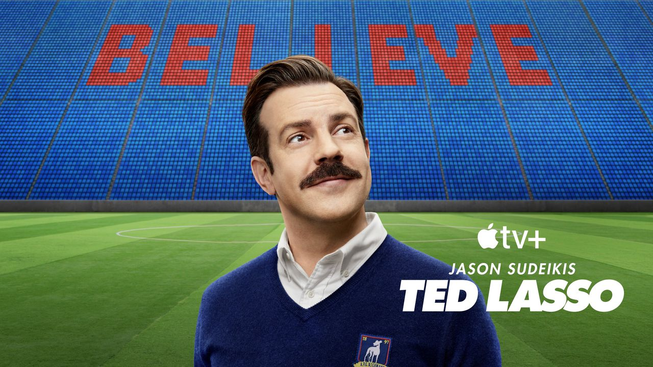 Ted Lasso is one of the top shows of 2021, winning seven Emmy awards.