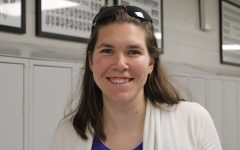 Ms. Abigail Ash joins the BSM math department after taking the first part of the quarter for maternity leave.