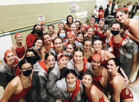 BSM Girls Swim and Dive has strong chemistry in and out of the pool.