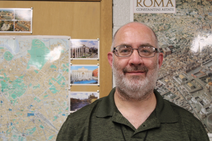 Mr. Rob Epler is stepping down from NHS advisor.